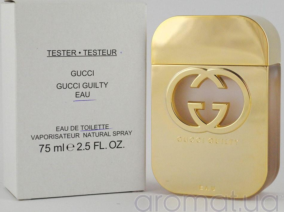 Gucci Guilty Eau Тестер