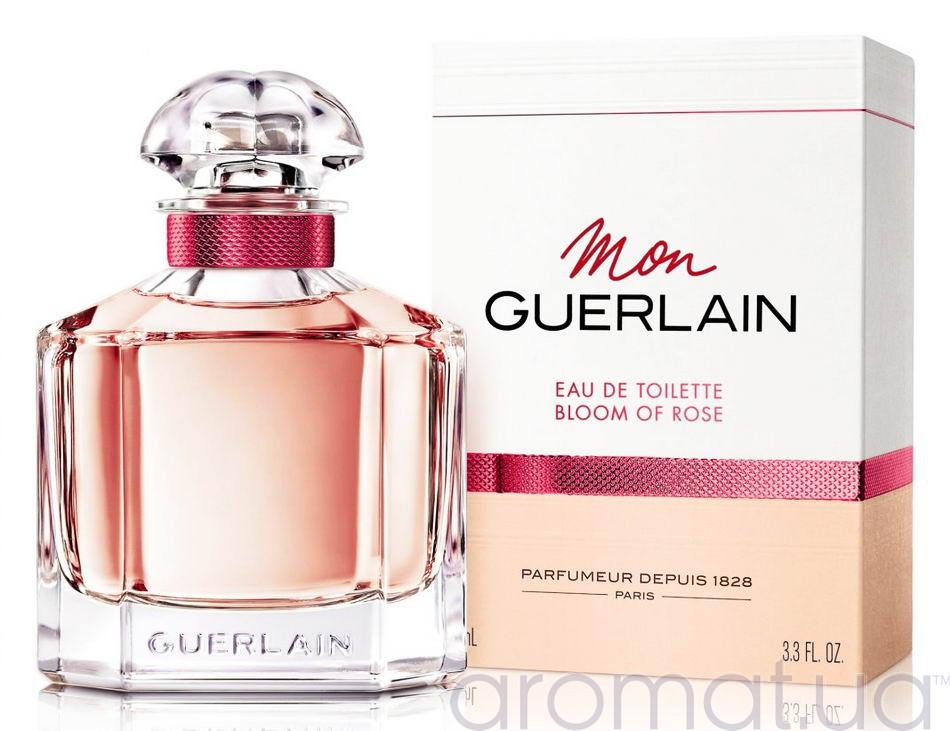 Guerlain Mon Guerlain Eau de Toilette Bloom of Rose