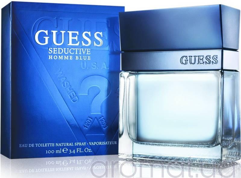 Guess Seductive Blue