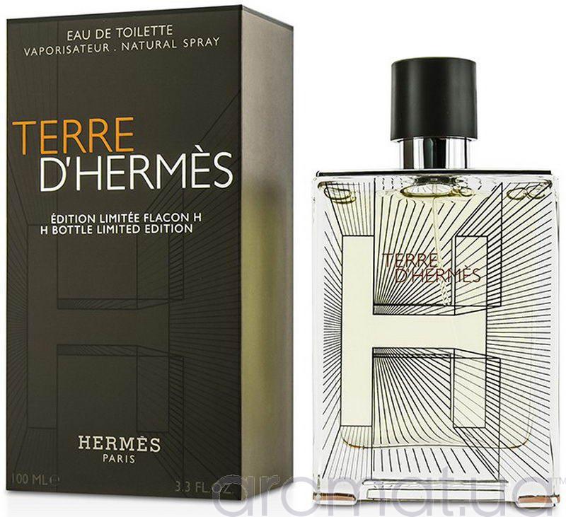 Hermes Terre d'Hermes H Bottle Limited Edition