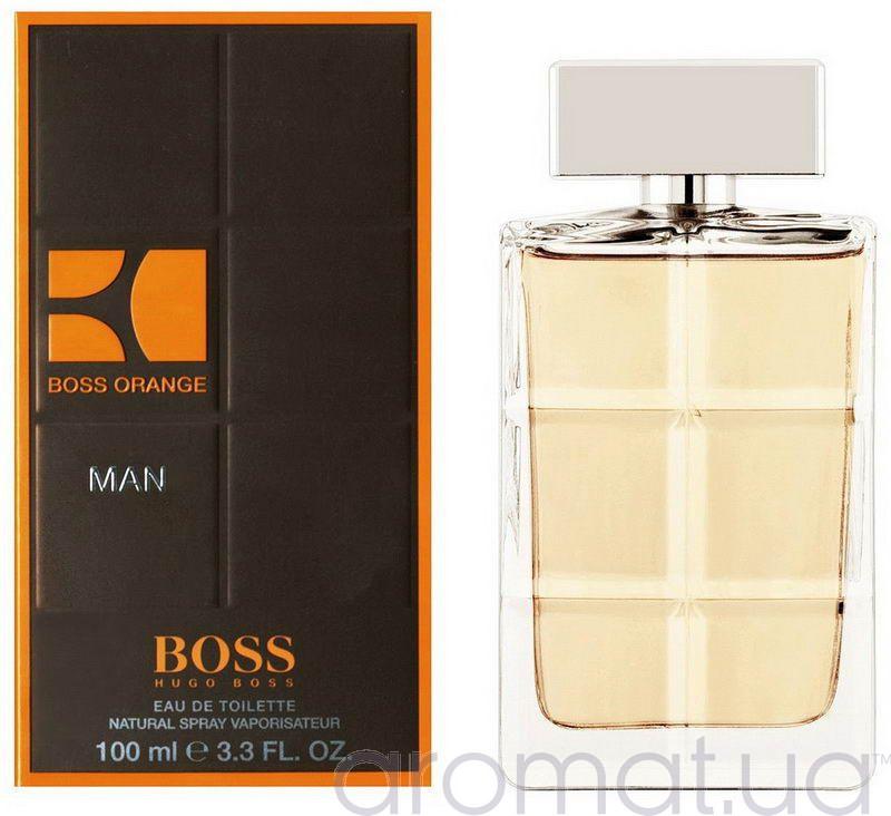 Hugo Boss Orange for Man