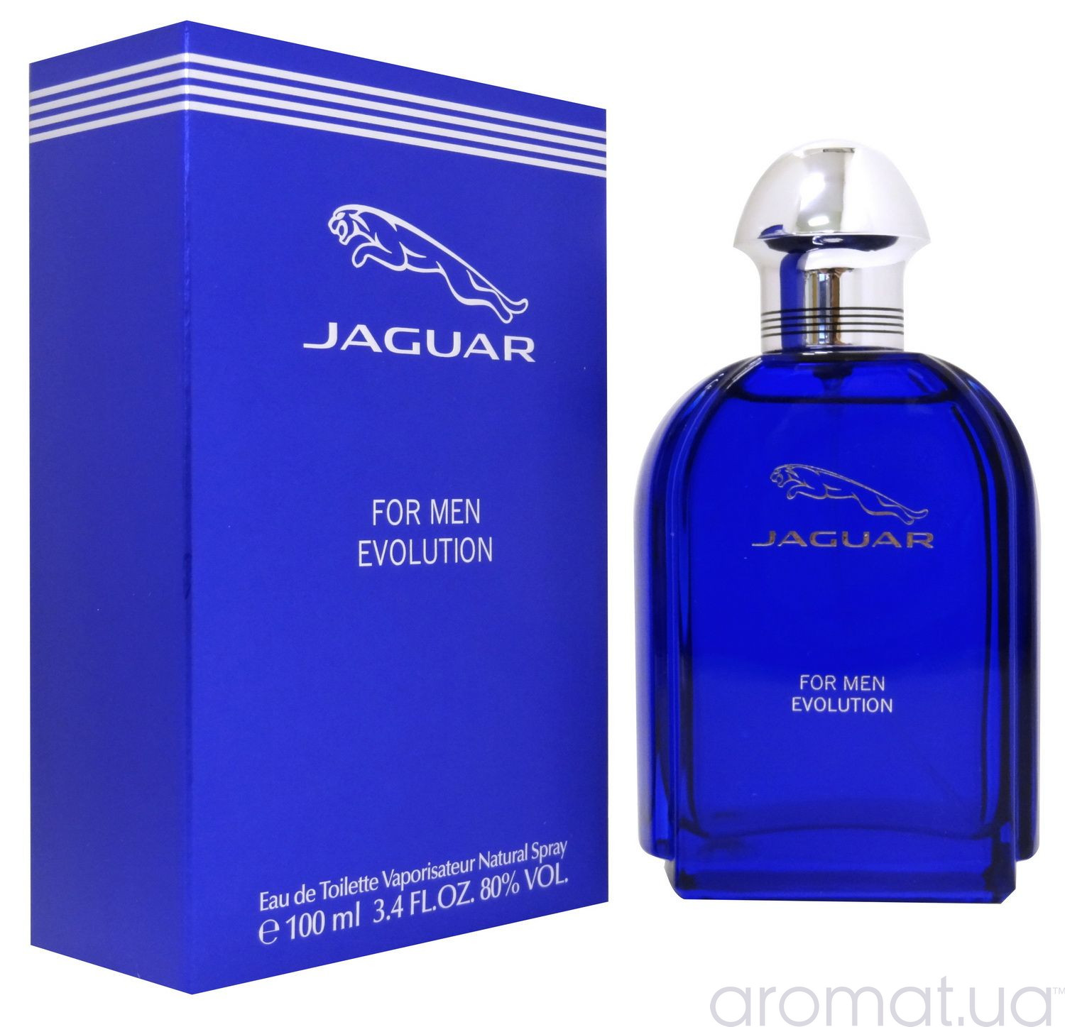 Jaguar Evolution for Men