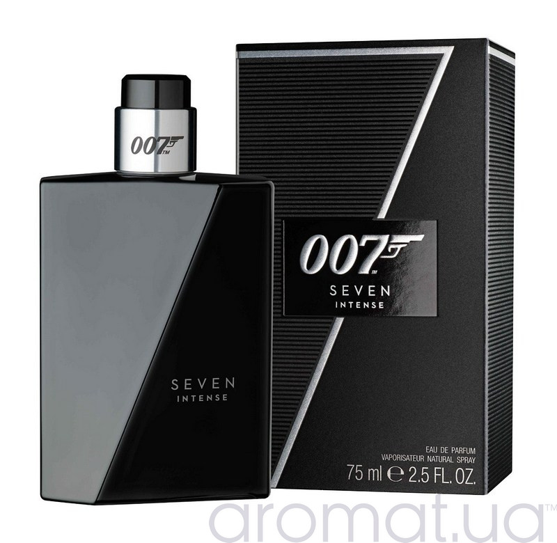 James Bond 007 Seven Intense Men