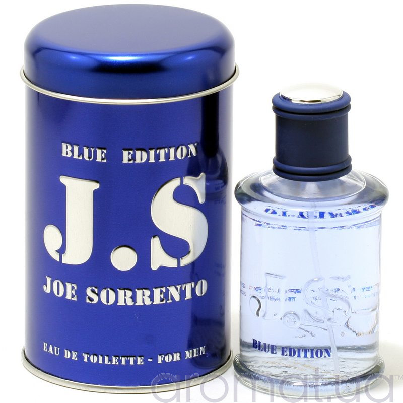 Jeanne Arthes Joe Sorrento Blue Edition