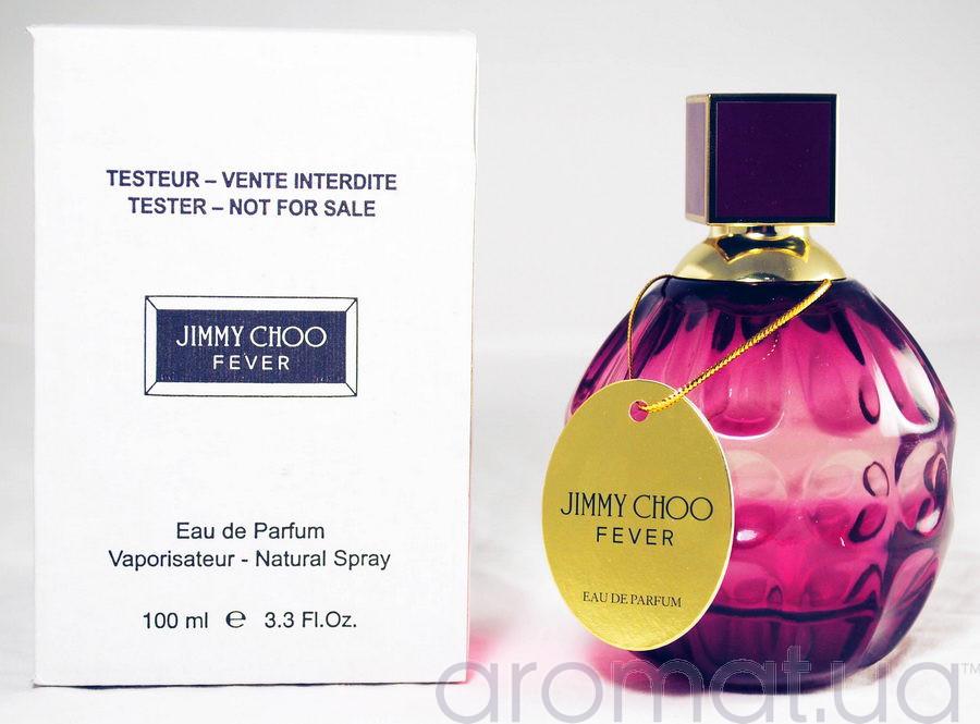 Jimmy Choo Fever Тестер