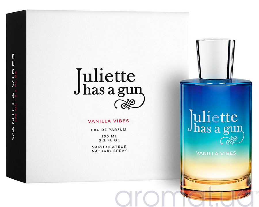 Juliette Has A Gun Vanilla Vibes