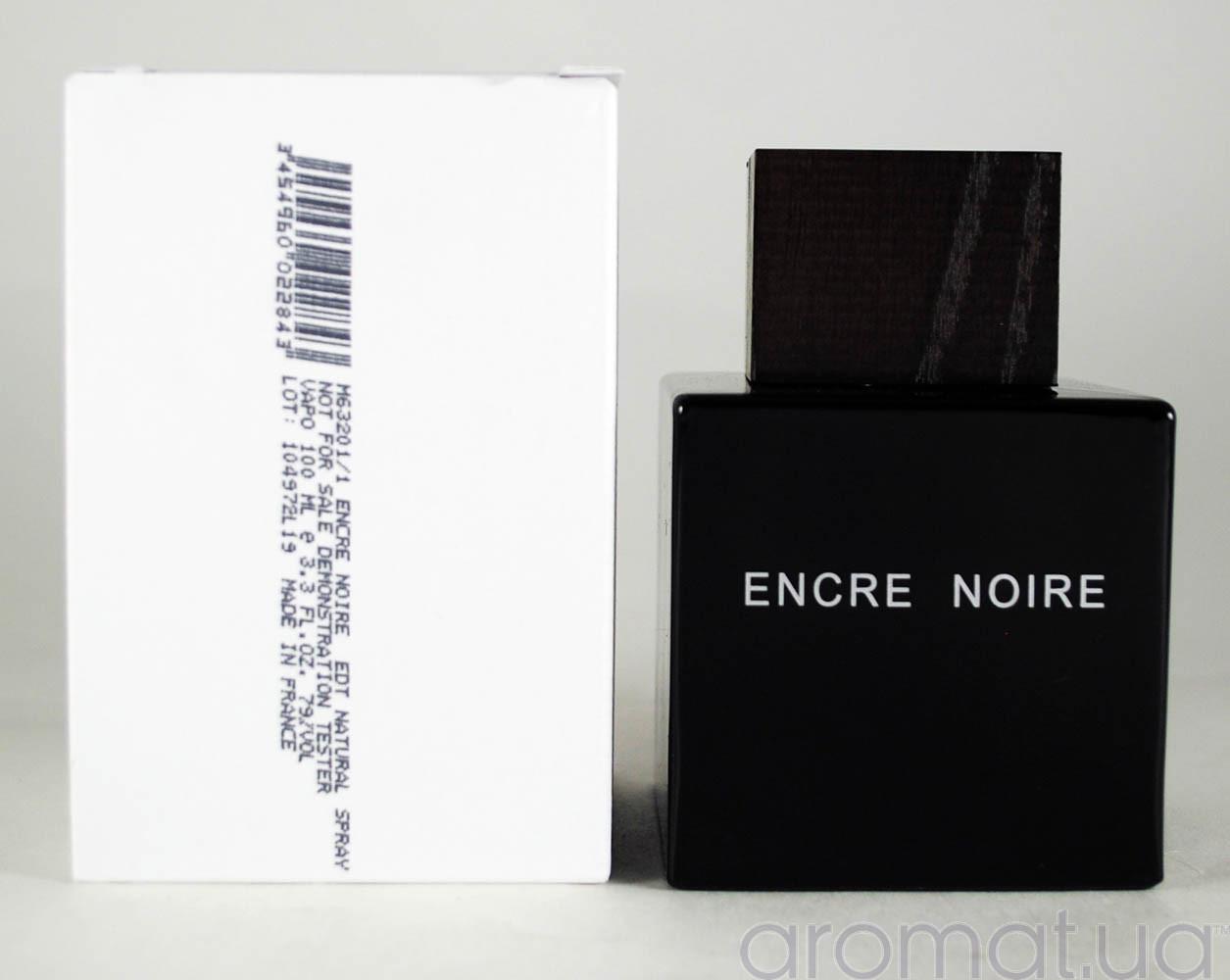 Lalique Encre Noire Тестер