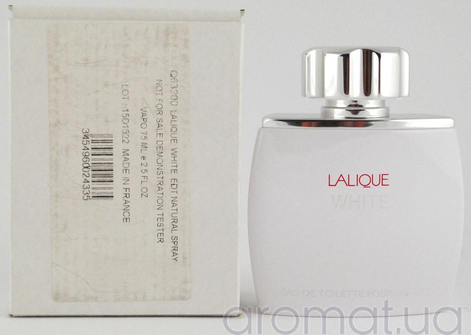 Lalique White Тестер