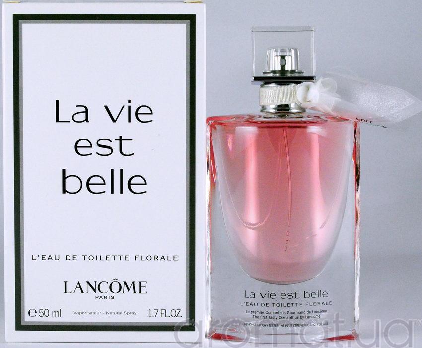 Lancome La Vie Est Belle L'Eau de Toilette Florale Тестер