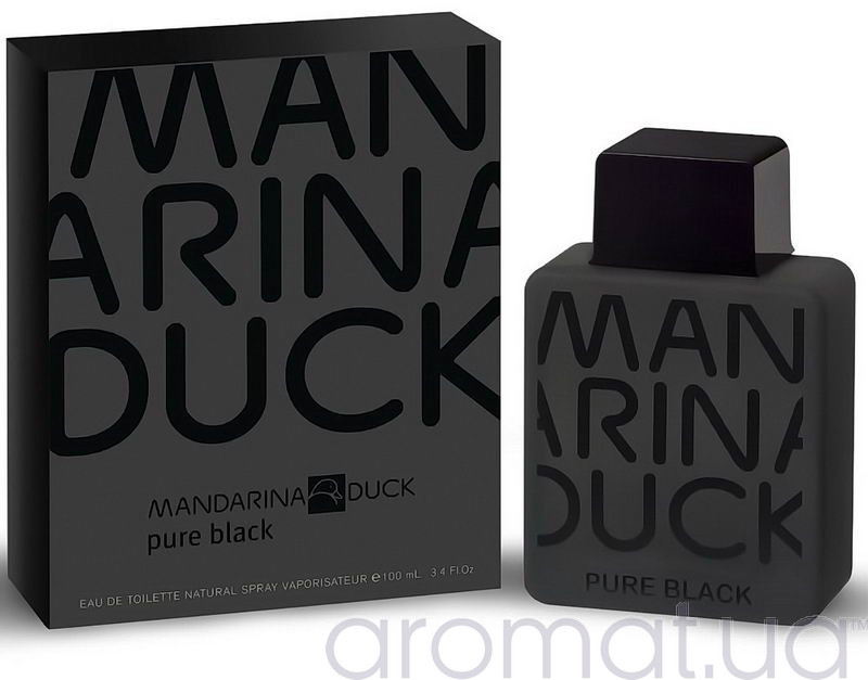 Mandarina Duck Pure Black
