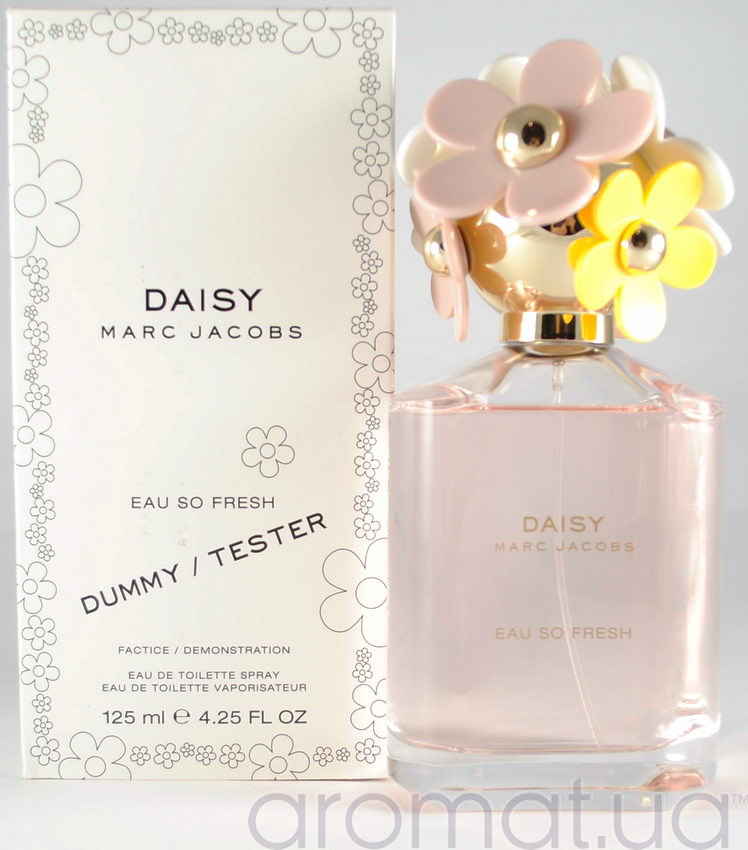Marc Jacobs Daisy Eau So Fresh Тестер