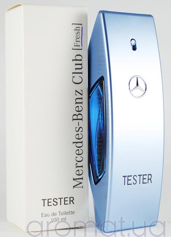 Mercedes-Benz Club Fresh Тестер