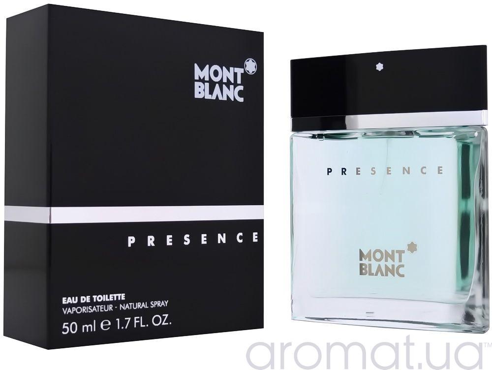 Montblanc Presence