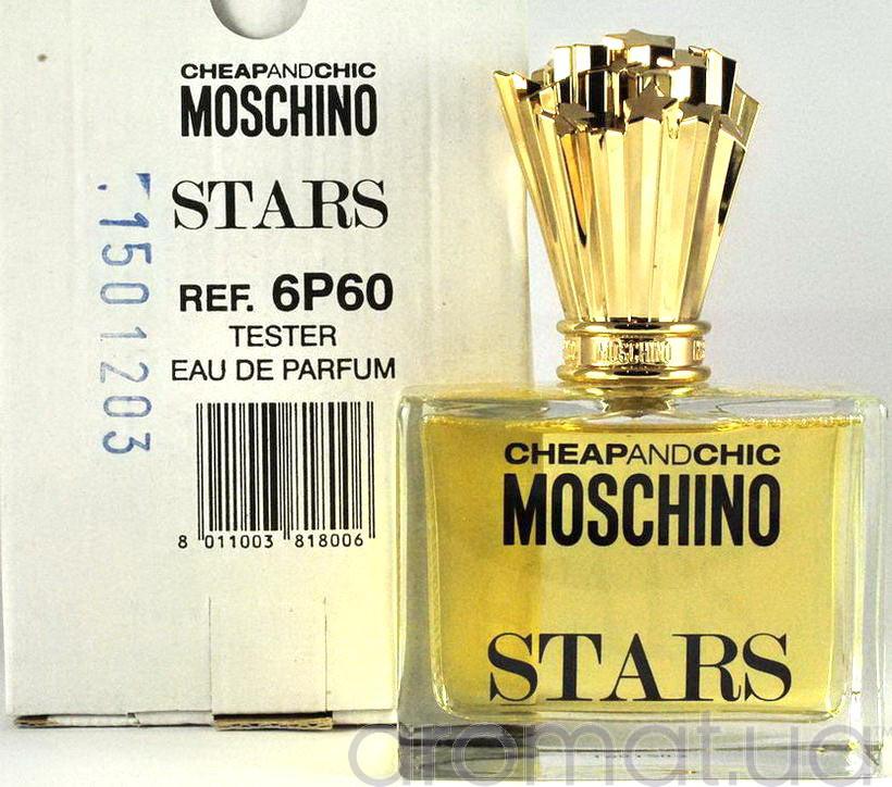 Moschino Cheap and Chic Stars Тестер