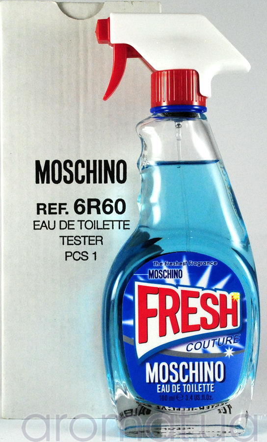 Moschino Fresh Couture Тестер