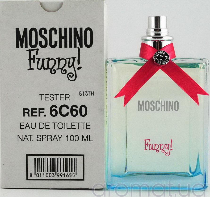Moschino Funny Тестер