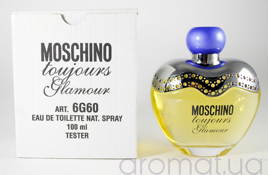 Moschino Toujours Glamour Тестер