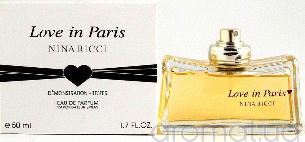 Nina Ricci Love in Paris Тестер