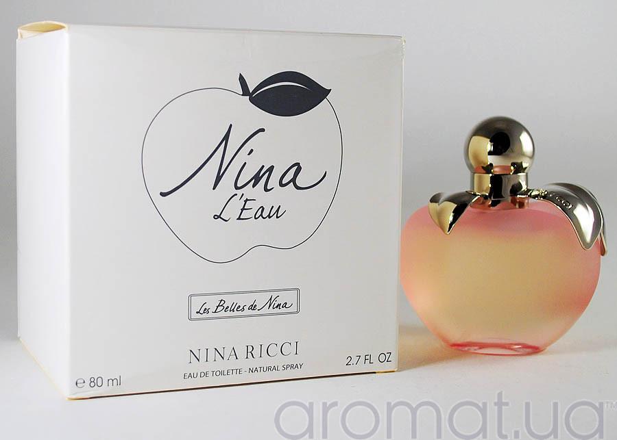 Nina Ricci Nina L'Eau Тестер