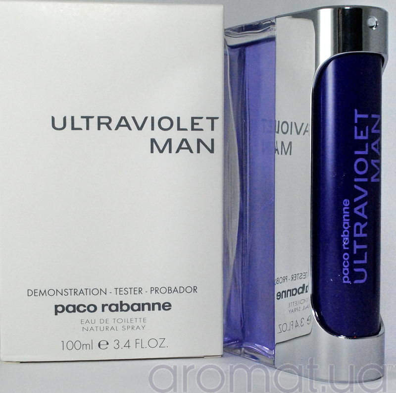 Paco Rabanne Ultraviolet Man Тестер