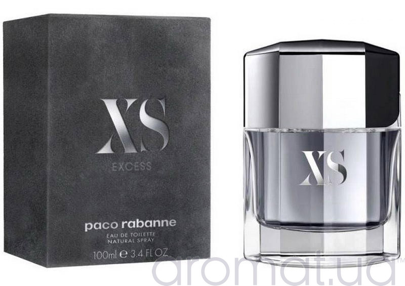 Paco Rabanne XS Excess pour Homme 2018
