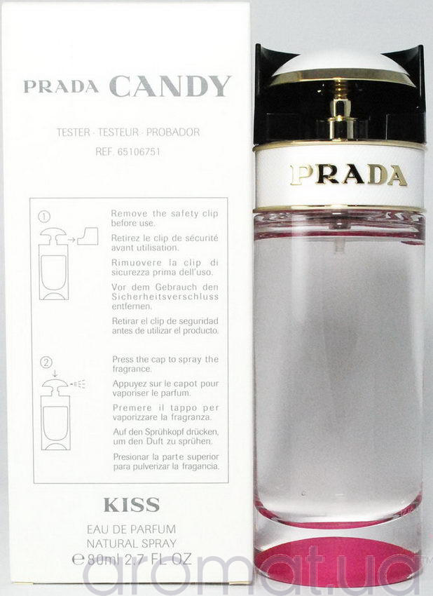 Prada Candy Kiss Тестер