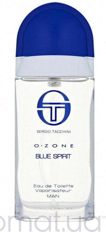 Sergio Tacchini O-Zone Blue Spirit Тестер