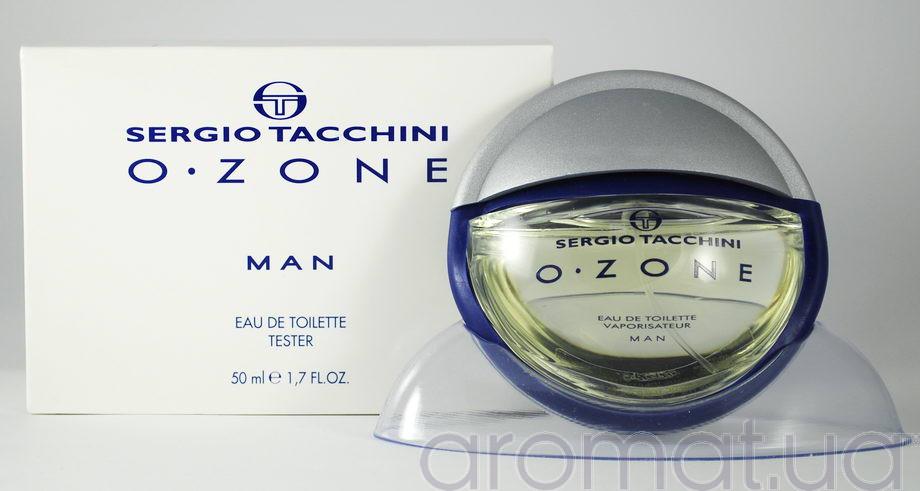 Sergio Tacchini O-Zone Man Тестер
