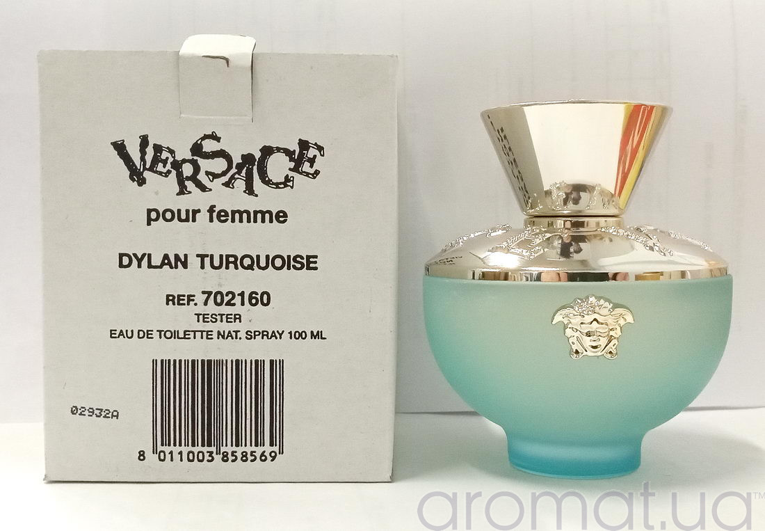 Versace Dylan Turquoise Pour Femme Тестер