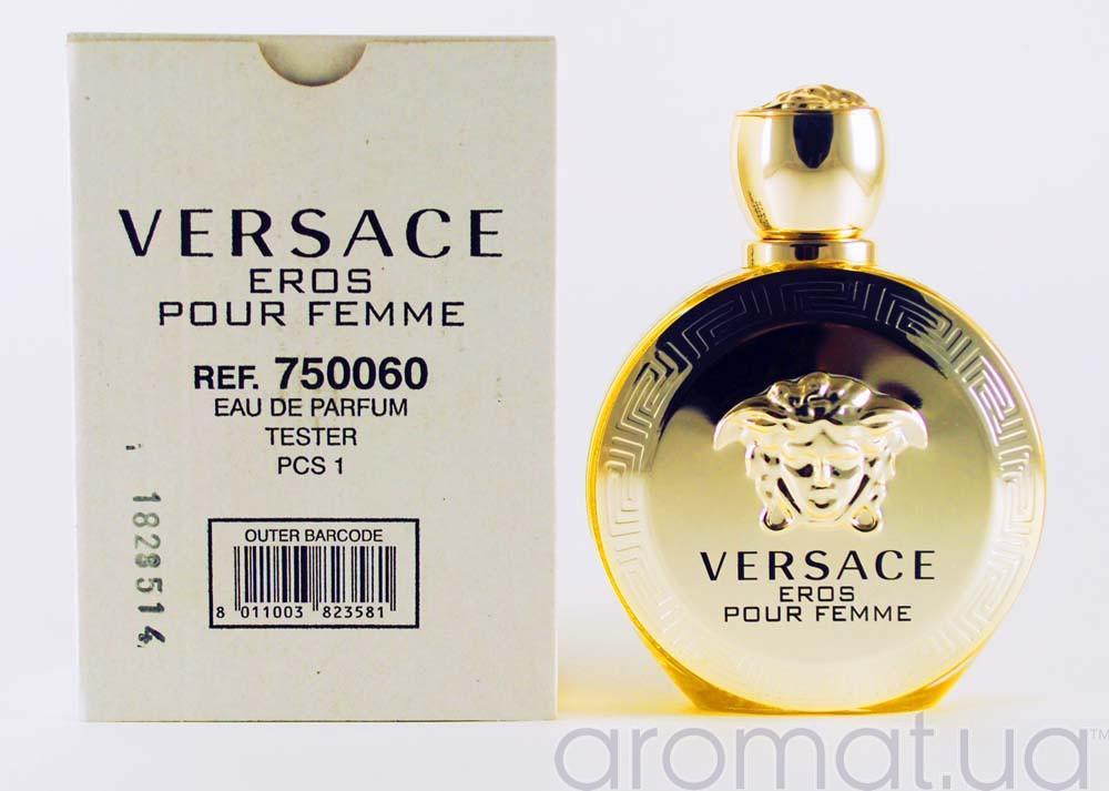 Versace Eros Pour Femme Тестер