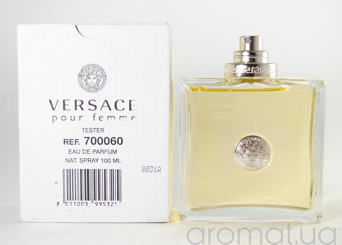 Versace Pour Femme White Тестер