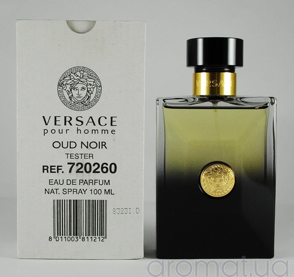 Versace Pour Homme Oud Noir Тестер