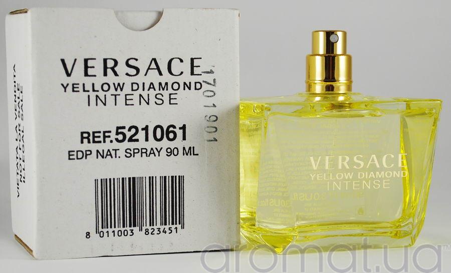 Versace Yellow Diamond Intense Тестер