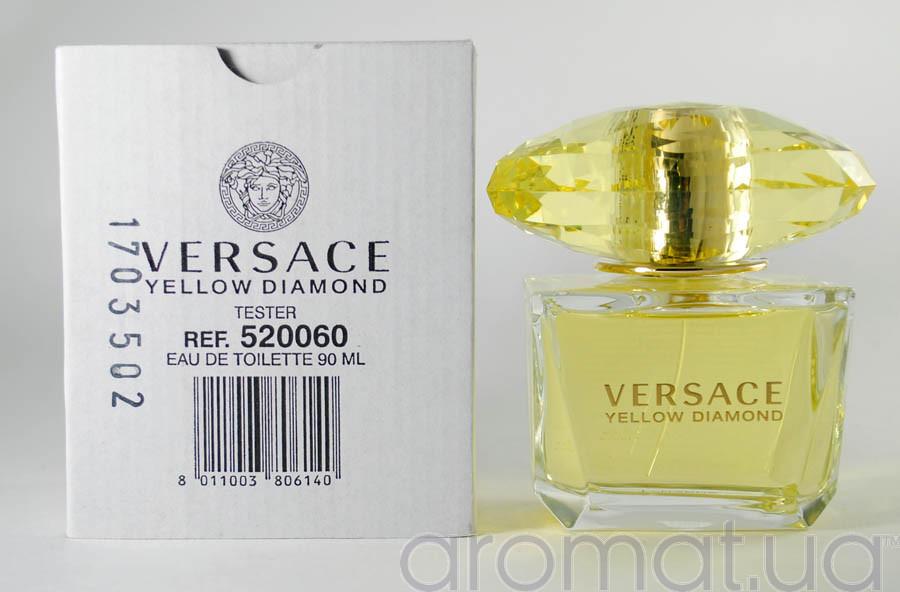 Versace Yellow Diamond Тестер с крышечкой