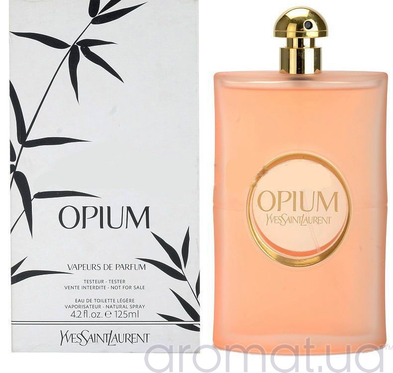 Yves Saint Laurent Opium Vapeurs de Parfum Тестер