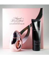 Agent Provocateur Pure Aphrodisiaque Набор edp 40ml+b/lotion 100ml