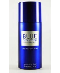 Antonio Banderas Blue Seduction For Men Deodorant Spray 150 ml