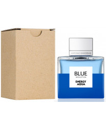 Antonio Banderas Blue Seduction For Men Energy Aqua Тестер