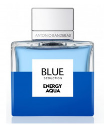 Antonio Banderas Blue Seduction For Men Energy Aqua