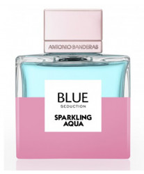 Antonio Banderas Blue Seduction For Women Sparkling Aqua