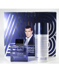 Antonio Banderas King of Seduction Набор edt 100ml+deo 150ml