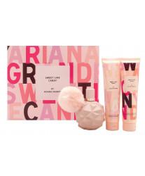 Ariana Grande Sweet Like Candy Набор edp 100ml+ b/lotion 100ml+ sh/gel 100ml