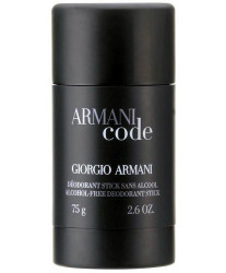 Armani Code Pour Homme Deodorant Stick 75 ml