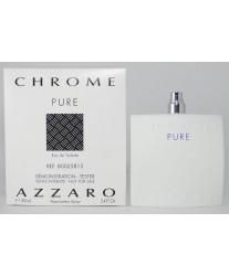 Azzaro Chrome Pure Тестер