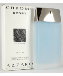 Azzaro Chrome Sport Тестер