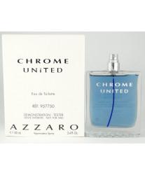 Azzaro Chrome United Тестер