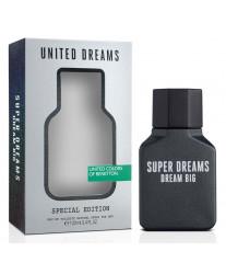 Benetton Super Dreams Men Big