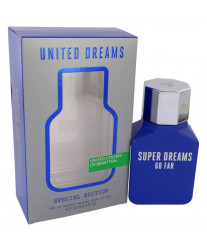Benetton Super Dreams Men Go Far