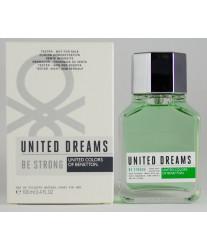 Benetton United Dreams Men Be Strong Тестер