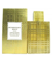 Burberry Brit Gold Limited Edition